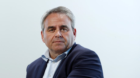 Xavier Bertrand à Paris, le 29 août 2019 (image d'illustration).