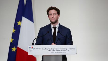 Clément Beaune à Paris le 3 décembre 2020 (image d'illustration).