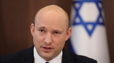 Le Premier ministre israélien Naftali Bennett, le 4 juillet (image d'illustration).