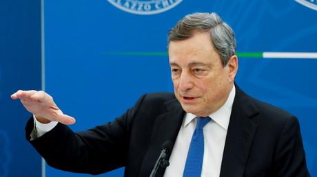 Pass sanitaire : Mario Draghi dans les pas d'Emmanuel Macron, Salvini vent debout contre le projet