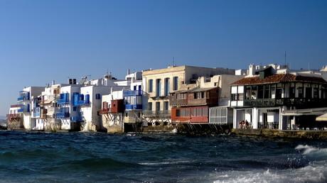 Grèce : la musique interdite à Mykonos à cause d'une recrudescence de cas de Covid-19