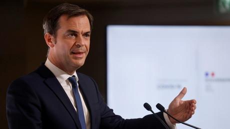 Olivier Véran à Paris le 22 avril 2021 (image d'illustration).