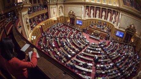 Le Sénat photographié en 2016 (image d'illustration).