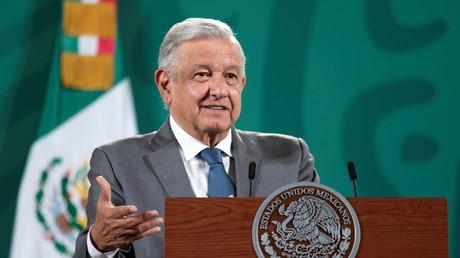 «Assange doit être libéré» : l'appel du président mexicain à l'aune de l'affaire Pegasus
