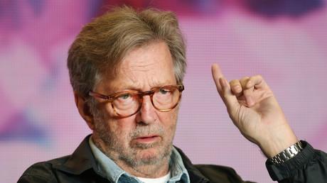 «Audience discriminée»: Eric Clapton ne jouera pas dans les lieux où la vaccination est obligatoire