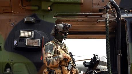 Un commando français sur la base de Gao au Mali en 2019 (image d'illustration).