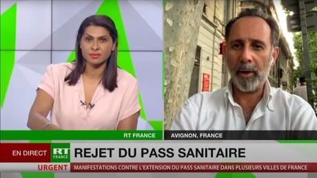 Alexis Poulin : «Emmanuel Macron a réussi à mettre ce pays à feu et à sang de manière perpétuelle»