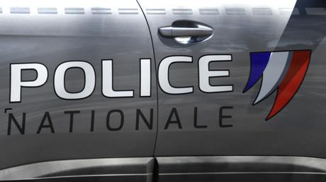 Voiture de police photographiée à Rambouillet, avril 2021 (image d'illustration).