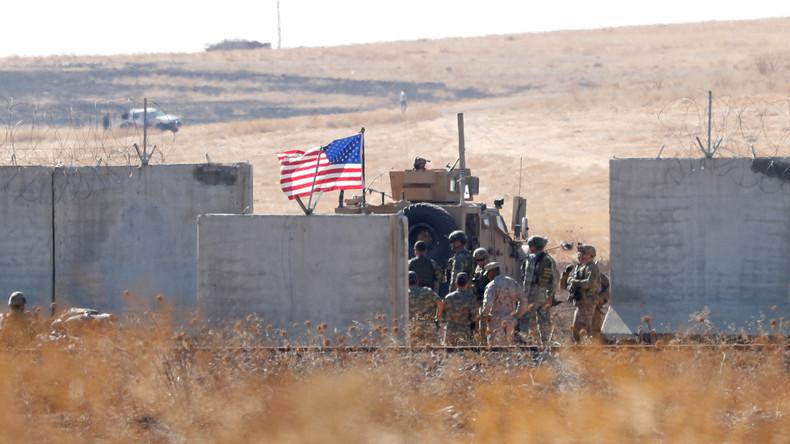 «Aucun mandat légal pour rester» : la diplomatie russe critique la présence américaine en Syrie