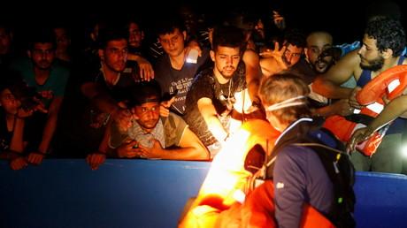Méditerranée : le navire Ocean Viking a secouru 196 migrants en 24h au large de la Libye