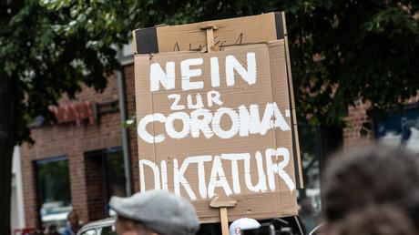 Une pancarte