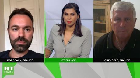 Débat du 31 juillet avec Jean-Paul Stahl, infectiologue au CHU Grenoble-Alpes, et Fabrice Grimal, candidat citoyen à l'élection présidentielle.