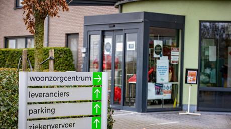 Une maison de retraite à Houthulst, en Belgique, le 17 janvier 2021 (illustration).