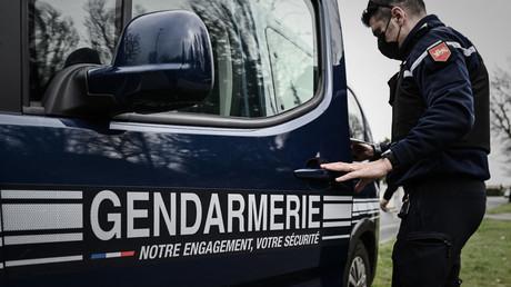 Un gendarme à Bordeaux le 2 mai 2021 (image d'illustration).