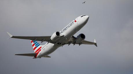 Cliché d'un Boeing 737 Max dans le ciel de Miami le 29 décembre 2020 (image d'illustration).