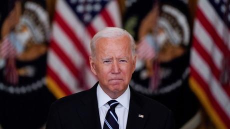 Joseph Biden, le 18 août 2021 (image d'illustration).