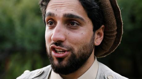 Ahmad Massoud, fils du commandant Massoud, lors d'un entretien dans sa maison de Bazarak dans la vallée du Panchir en Afghanistan, le 5 septembre 2019 (image d'illustration).