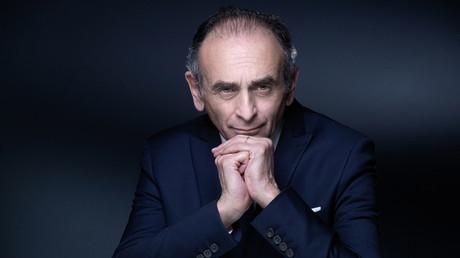 Eric Zemmour à Paris, le 22 avril 2021 (image d'illustration).