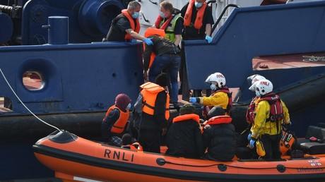 Cliché pris dans la Manche le 11 septembre 2020 (image d'illustration).