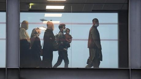 Cliché pris à l'aéroport Roissy Charles-de-Gaulle le 18 août 2021 (image d'illustration).
