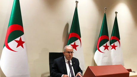 Le chef de la diplomatie algérienne Ramtane Lamamra