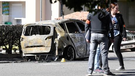 La police judiciaire intervient après un règlement de compte en avril 2018 à Marseille qui a fait deux morts (image d'illustration).