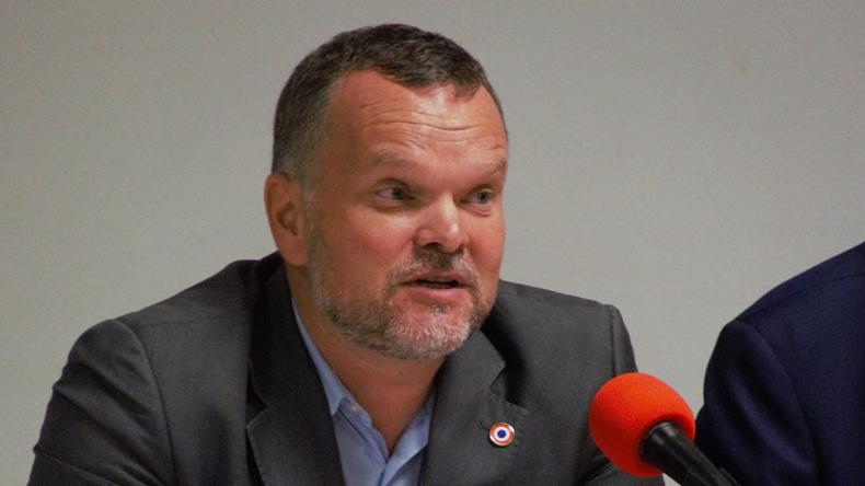 Présidentielle : Georges Kuzmanovic candidat pour «défendre la souveraineté  nationale et populaire» — RT en français