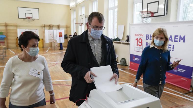 Législatives en Russie : ouverture des bureaux de vote pour un scrutin sur trois jours