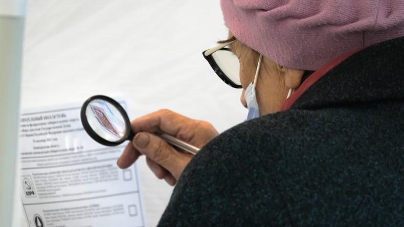 Législatives en Russie : quels enjeux pour les électeurs du pays ?