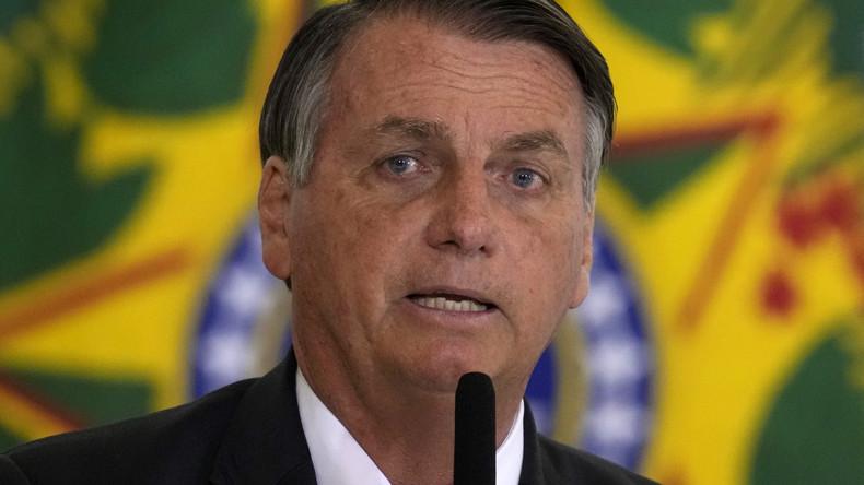 Brasilien: Ungeimpfter Präsident Bolsonaro kündigt an, dass er trotz Einschränkungen zur UNO reisen wird