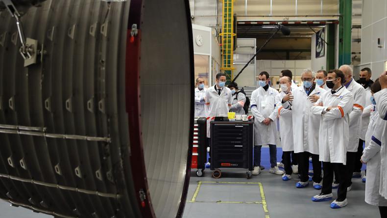 «La France a plié face à l'Allemagne» : un savoir-faire spatial sur le point de s'envoler outre-Rhin