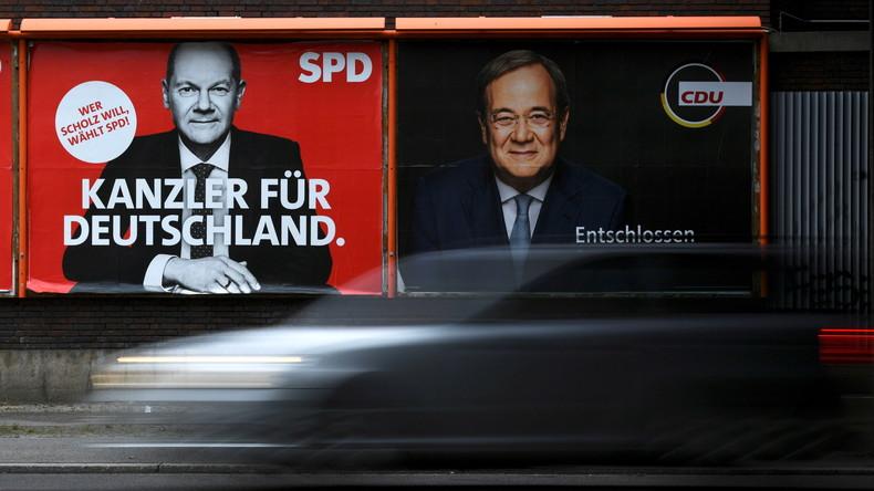 Allemagne : le parti social-démocrate remporte les législatives, selon les résultats provisoires