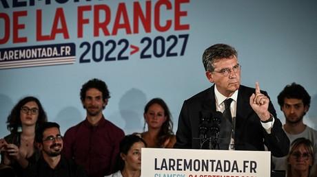 Arnaud Montebourg veut être le candidat de «la remontada», à Clamecy (Nièvre) le 4 septembre.