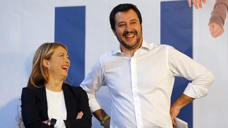 Italie : le centre droit disparaît-il au profit d'une droite plus radicale ?