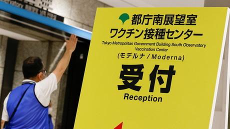 Troisième décès au Japon à la suite d'une injection de vaccin Moderna issu de lots contaminés