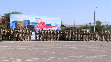 Les exercices militaires Roubej-2021 débutent ce 7 septembre.