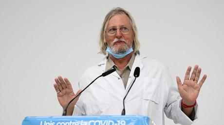 Didier Raoult : «Dans un an, je quitterai les fonctions de directeur de l'IHU»