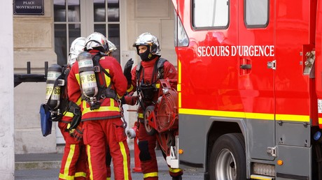 Strasbourg : suspension symbolique de pompiers récalcitrants à la vaccination obligatoire (VIDEO)