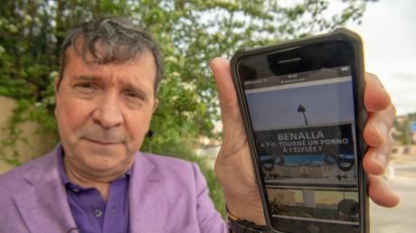 Amende de 10 000 euros requise contre l'afficheur varois qui avait grimé Macron en Hitler