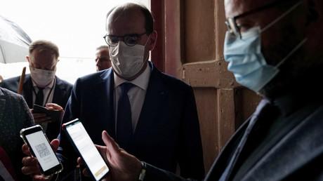 Pass sanitaire : comment le code QR de Jean Castex s'est retrouvé sur internet