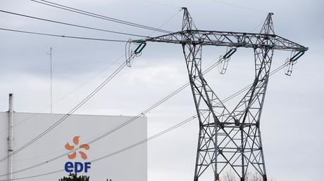 La centrale nucléaire EDF de Fessenheim, dans l'est de la France, le 13 février 2020 (illustration).