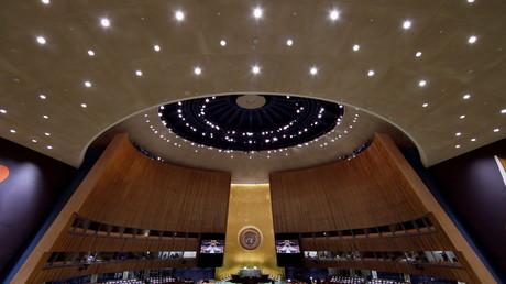 76e session de l'Assemblée générale de l'ONU