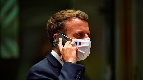 Après Jean Castex, le code QR du pass sanitaire d'Emmanuel Macron accessible en ligne
