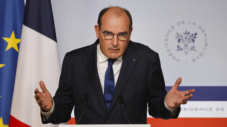 Le Premier ministre français Jean Castex le 8 septembre 2021 (image d'illustration).