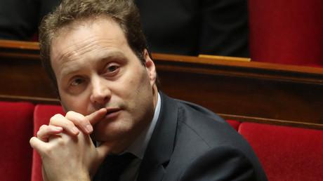 Le député LREM Sylvain Maillard à l'Assemblée nationale (image d'illustration).