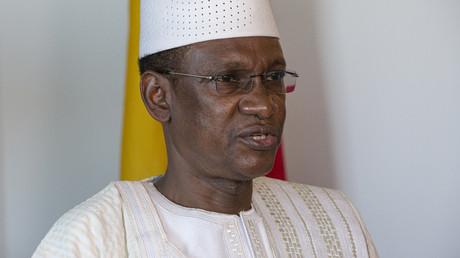 Le Premier ministre malien, Choguel Maïga, photographié en septembre 2021 à New York.