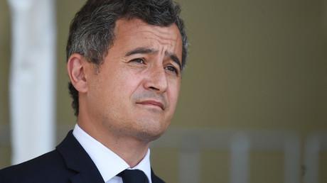 Le ministre de l'Intérieur Gérald Darmanin (image d'illustration).