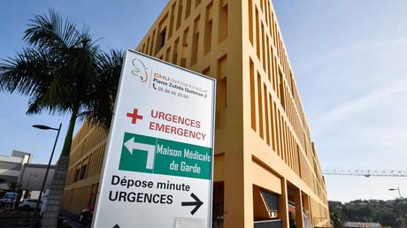 Martinique : heurts entre manifestants anti-pass sanitaire et forces de l'ordre