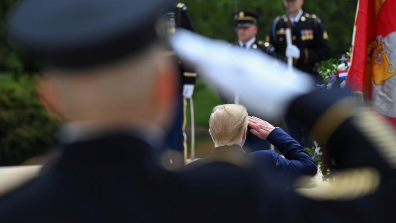 Süddeutsche Zeitung: вывод войск США из Германии станет «одолжением Путину»