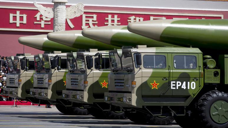 Польский эксперт: без Китая  ядерный договор невыгоден ни США, ни остальному миру